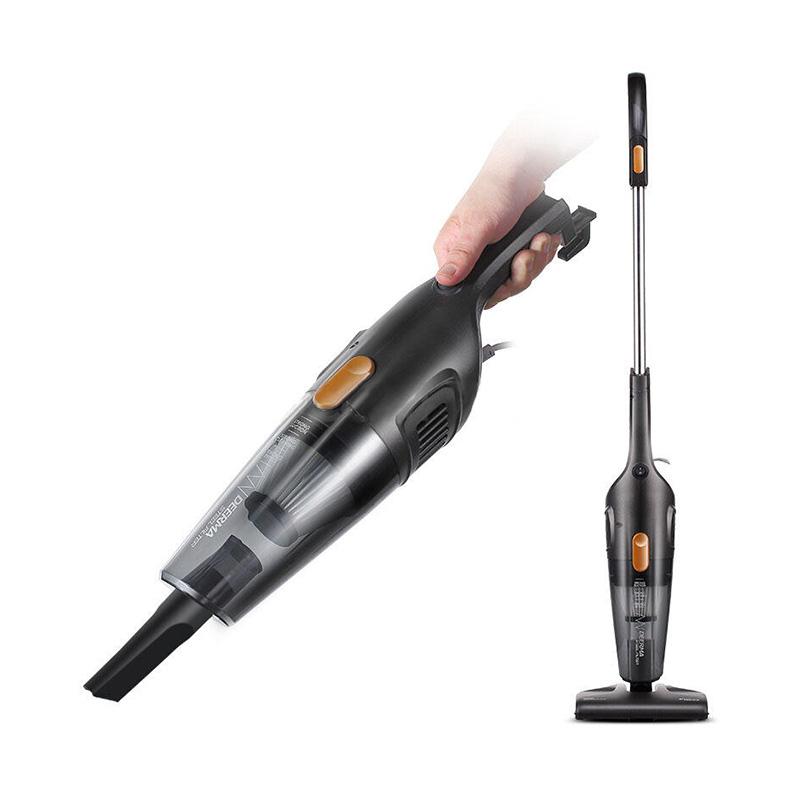 Xiaomi Deerma DX115C Household Mini Vacuum Cleaner Strong Suction Low Noise фото