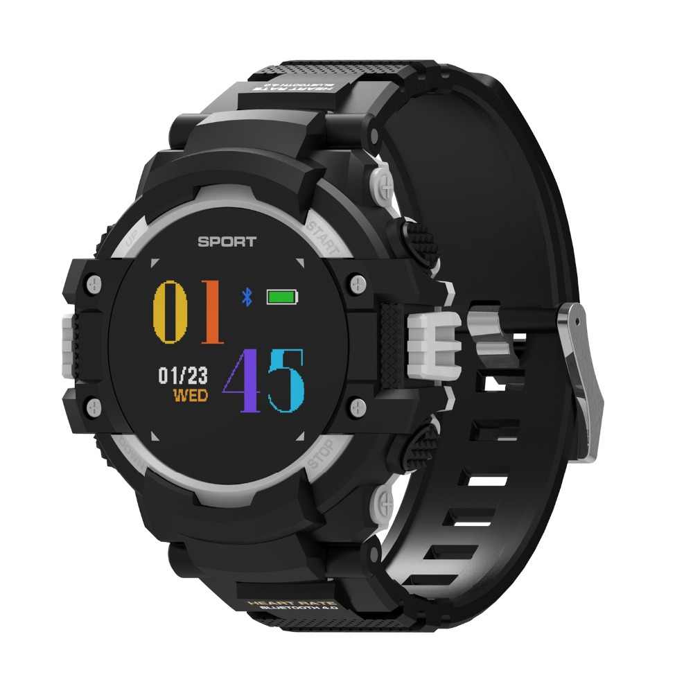 NO.1 F7 GPS Sports Smartwatch фото