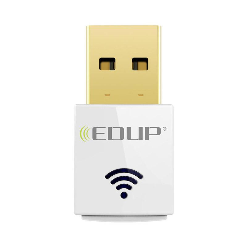 EDUP EP-AC1619 WiFi USB Adapter 11AC Dual Band 2.4G/5G 600Mbps фото