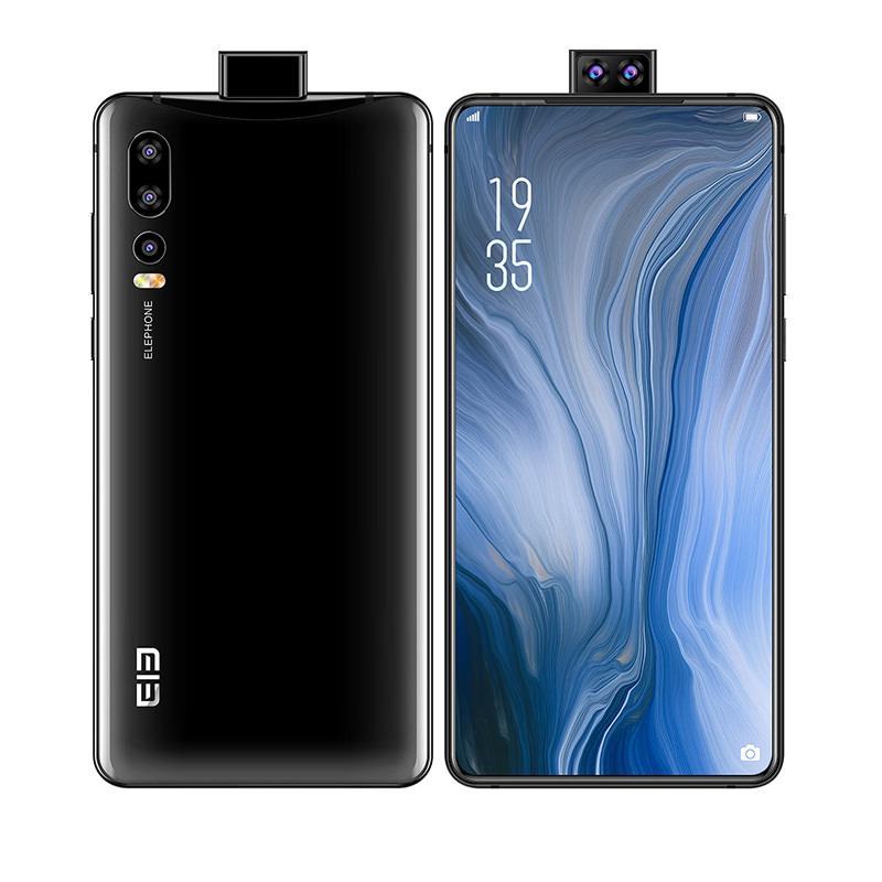 Elephone U2 4G Smartphone Global Version Helio P70 Octa Core фото