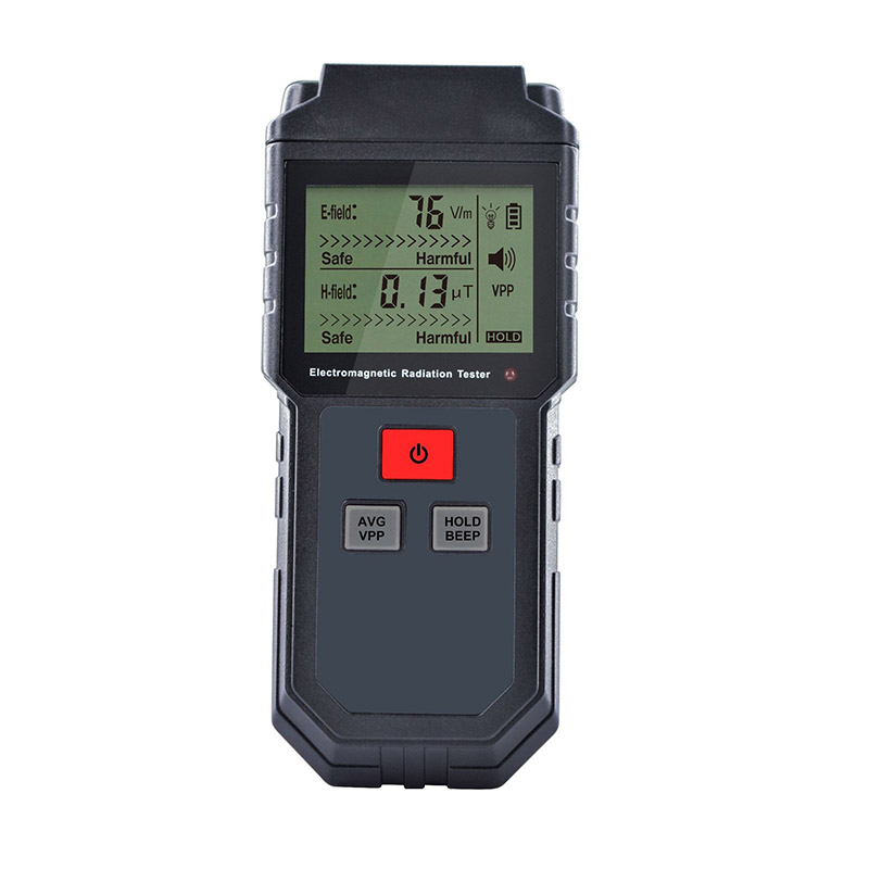 ET825 Electromagnetic Detector Gas Detection Radiation Tester фото