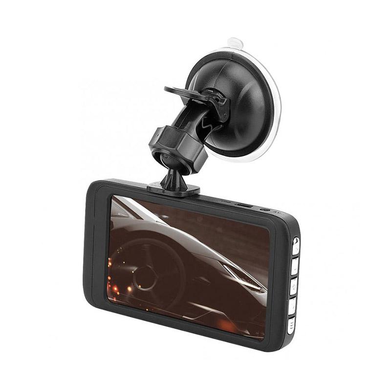 FH401 4 inch 1080P HD Resolution Car Camera G-sensor Parking Monitor фото