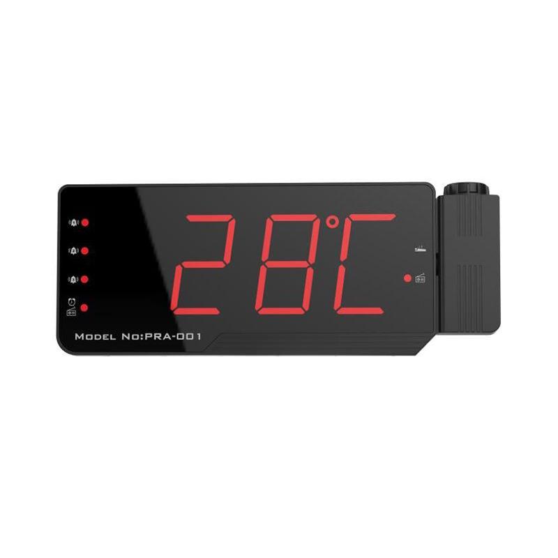 FM Projection Alarm Clock Radio фото
