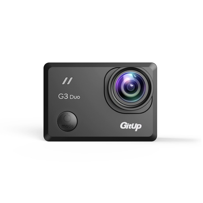 Gitup G3 Duo Fov 170 Degree Pro Packing Action Camera