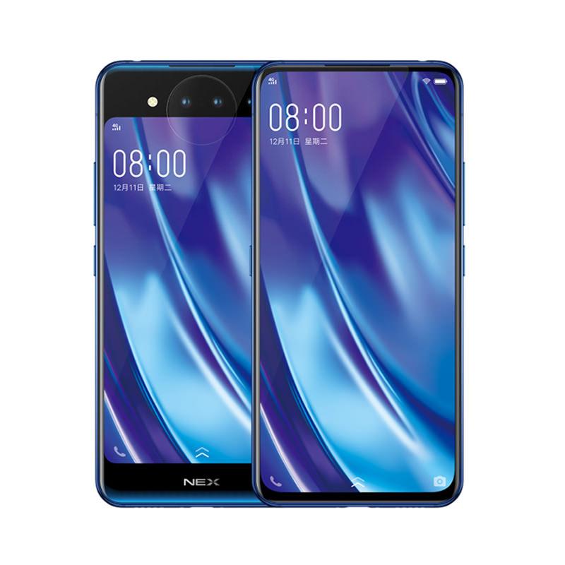 Vivo Nex Dual Display 4G Smartphone 10GB RAM 128GB ROM Global Version фото