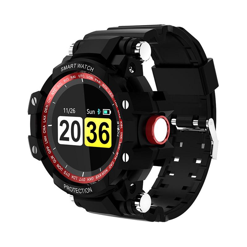 Gmove GW68 Smartwatch Blood OXygen Watch Blood Pressure Heart Rate Monitor Waterproof IP67 фото