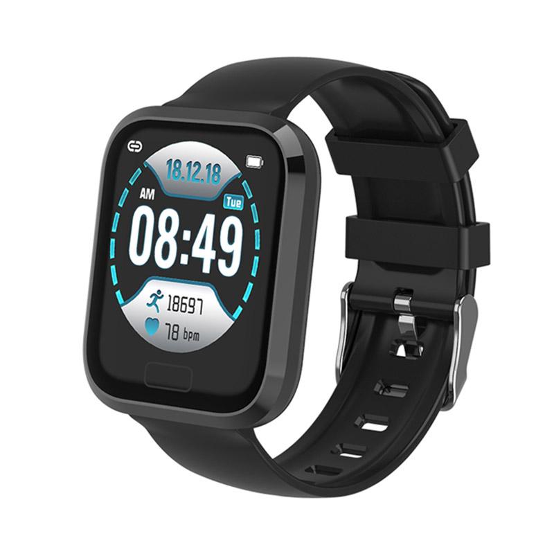 Gmove P30 Smartwatch Heart Rate Blood Pressure Oxygen Monitor Waterproof IP67 фото