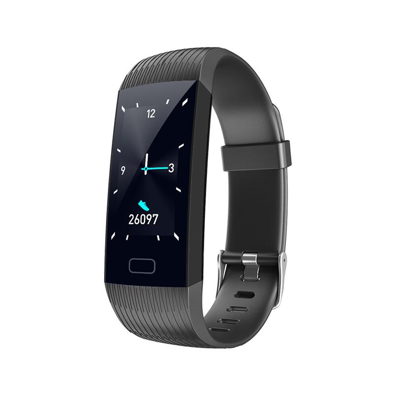 Goral Z6 Sport Smart Bracelet 1.14 Inch Big Screen Heart Rate Detection