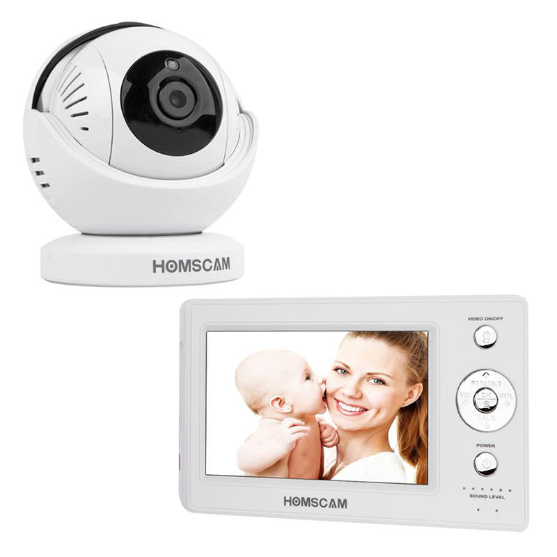 HOMSCAM HSC190 1080P Wireless Baby Monitor фото