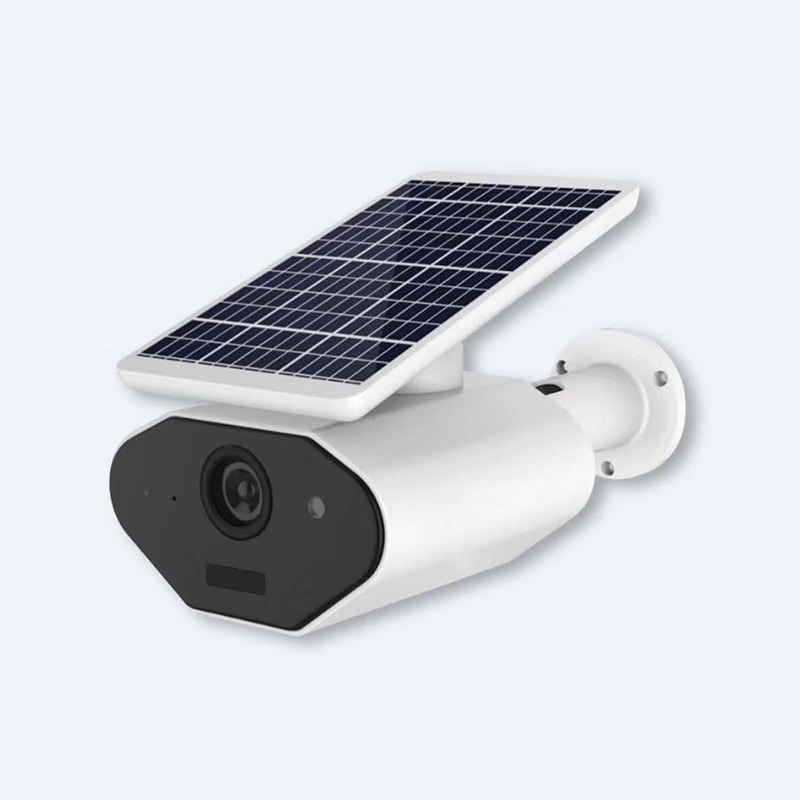HOMSCAM HSC187 Solar Security Camera фото