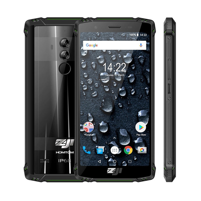 ZOJI Z9 4G Smartphone 6GB RAM 64GB ROM фото