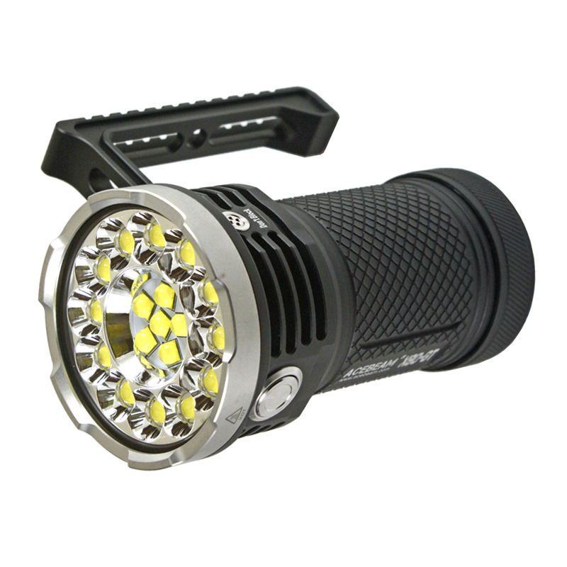Acebeam X80-GT Rechargeable Flashlight-32500 Lumens фото