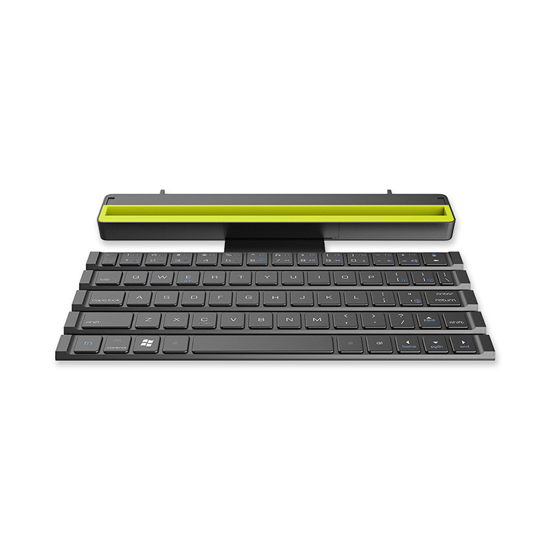 ROCK R4 Foldable Wireless Bluetooth Keyboard фото