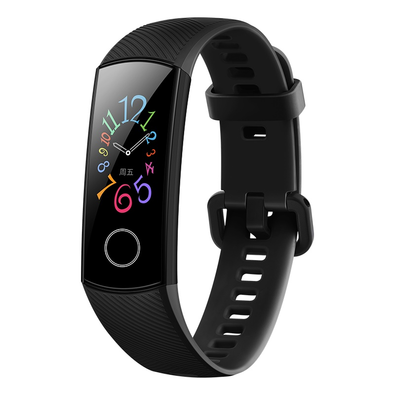 Huawei Honor Band 5 Global Version Blood Oxygen Oximeter AMOLED Touch Screen фото