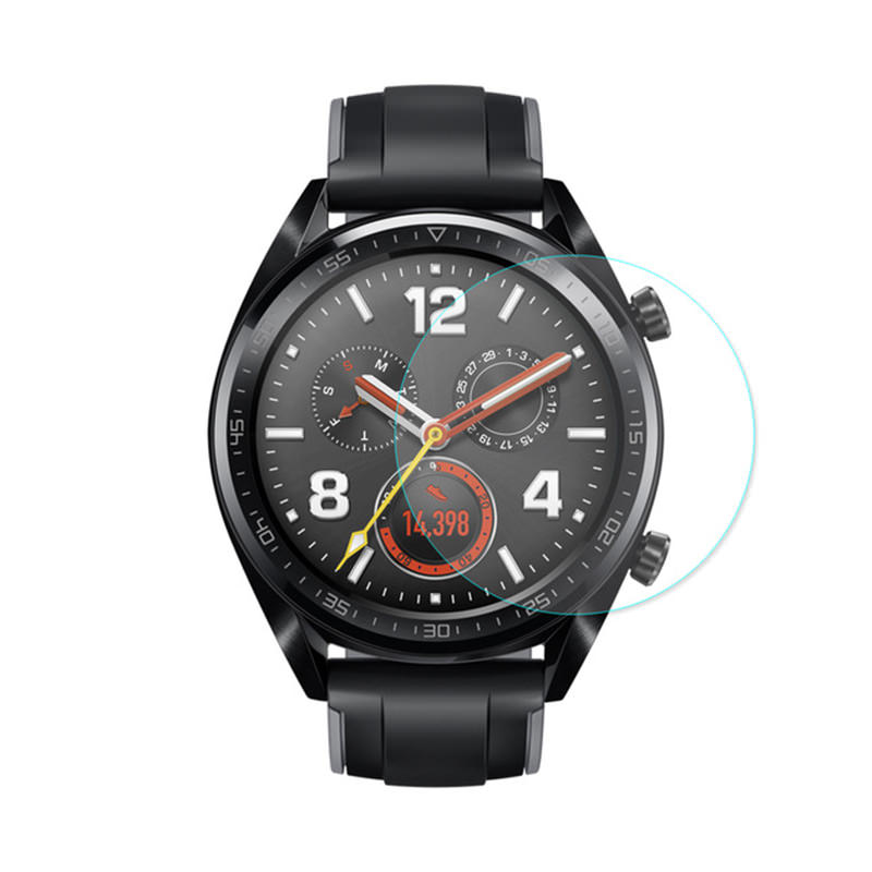 Transparent Protective Film for HUAWEI Watch GT Explosion-proof фото