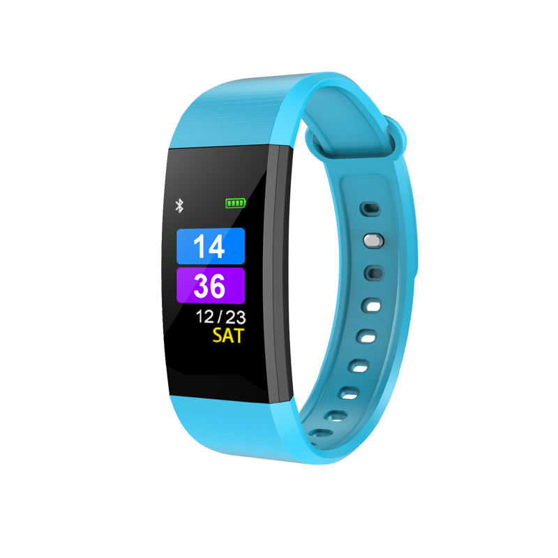 I9 Smart Bracelet Blood Oxygen Heart Rate Monitor IP68 Waterproof фото