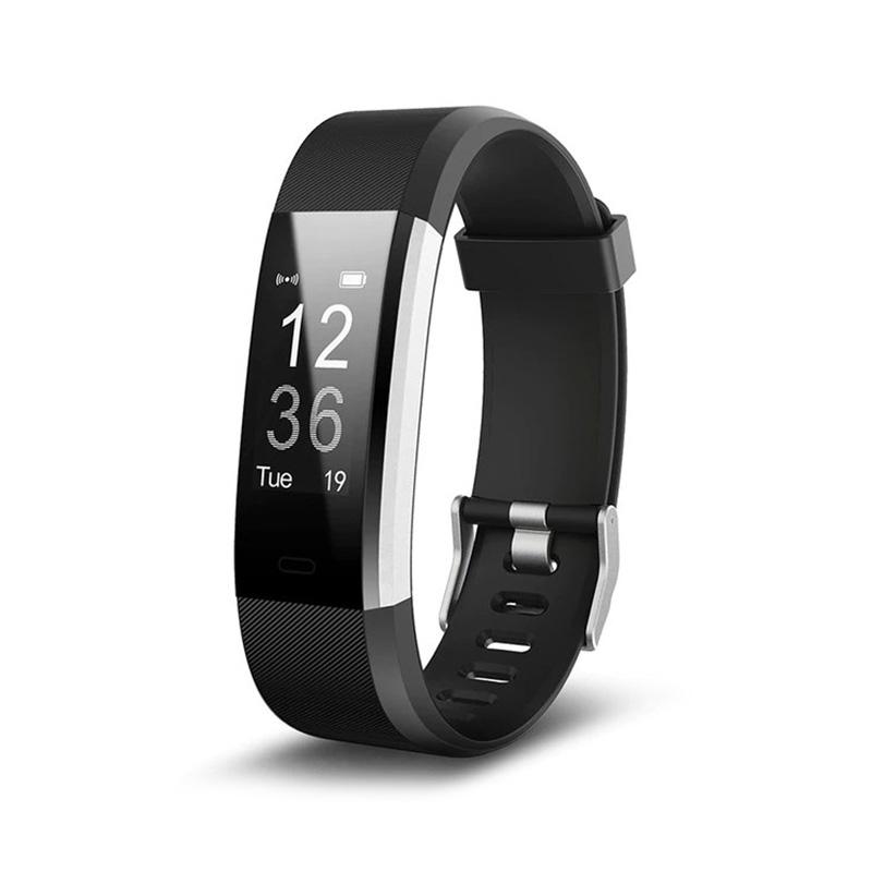 ID115HR Plus Heart Rate Monitor Smart Bracelet фото