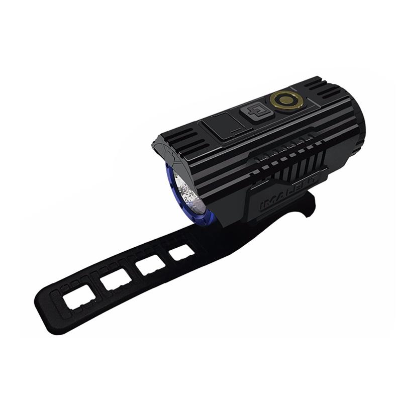 IMALENT BG10 LED Bicycle Light CREE XHP50 2300 Lumen USB Rechargeable фото