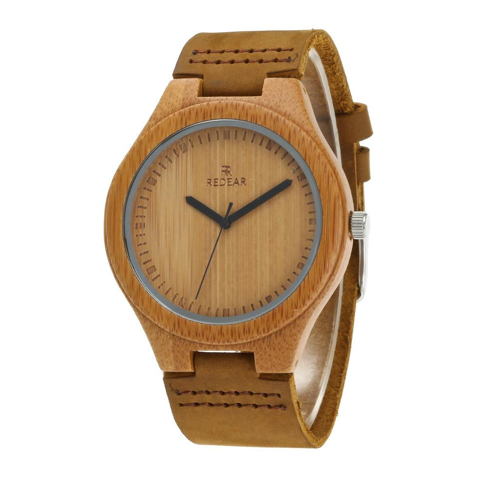 Redear SJ1448-1 Wooden Quartz Watch-Men фото