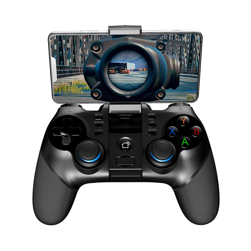 IPEGA PG-9156 Bluetooth Turbo Gamepad for PUBG Mobile Game фото
