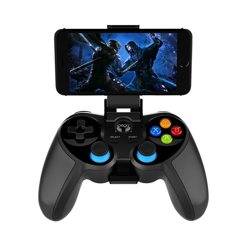 IPEGA PG-9157 Bluetooth Gamepad with Phone Holder Android iOS Compatible фото