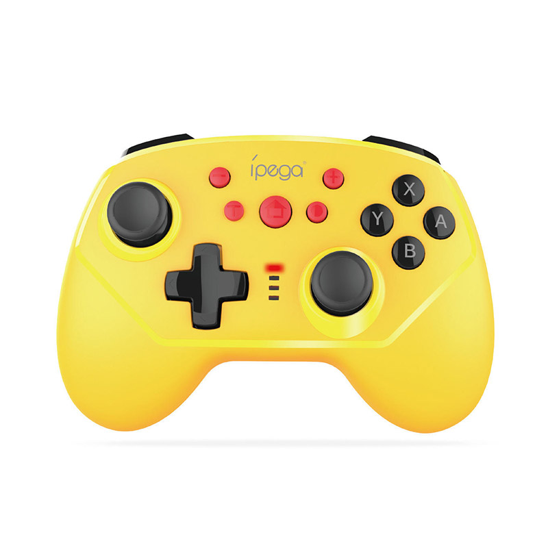 IPega PG-9162Y Mini Bluetooth Gamepad for Nintendo Switch Console Six-Axis Vibration фото