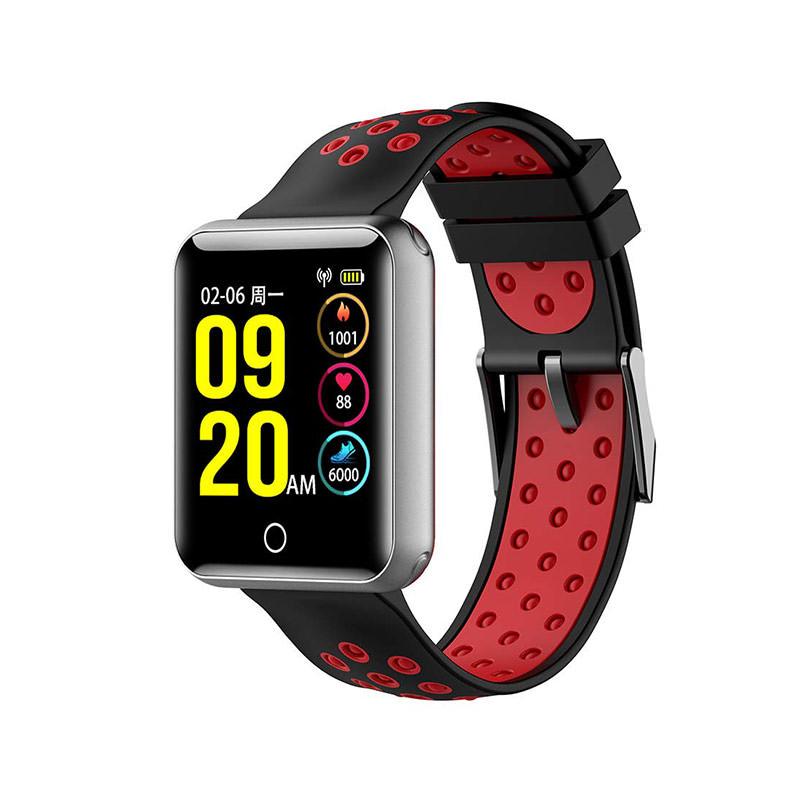 IQI Q18 Sports Smartwatch Heart Rate Monitor фото