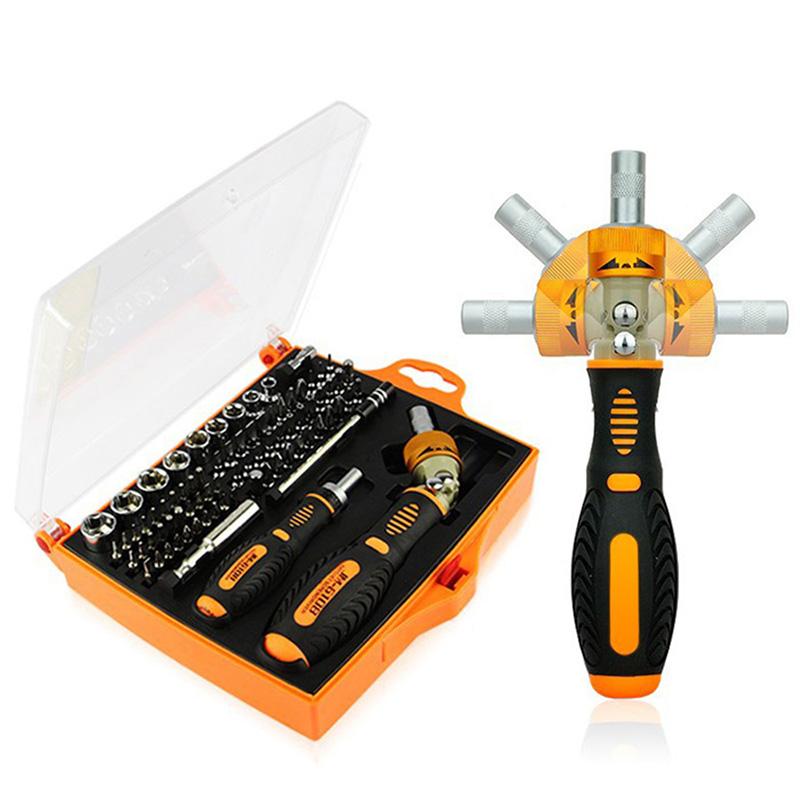 Jakemy JM-6108 79 In 1 Screwdriver Set Multi-Function Tool фото