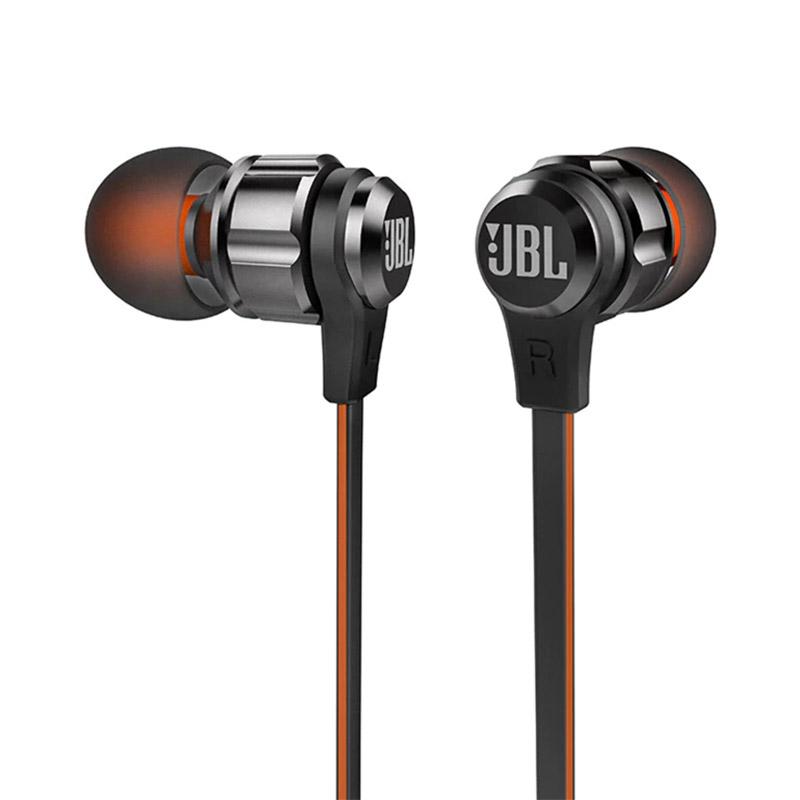 JBL T180A Universal 3.5mm In-ear Stereo Earphones Wired Handfree Earbuds фото