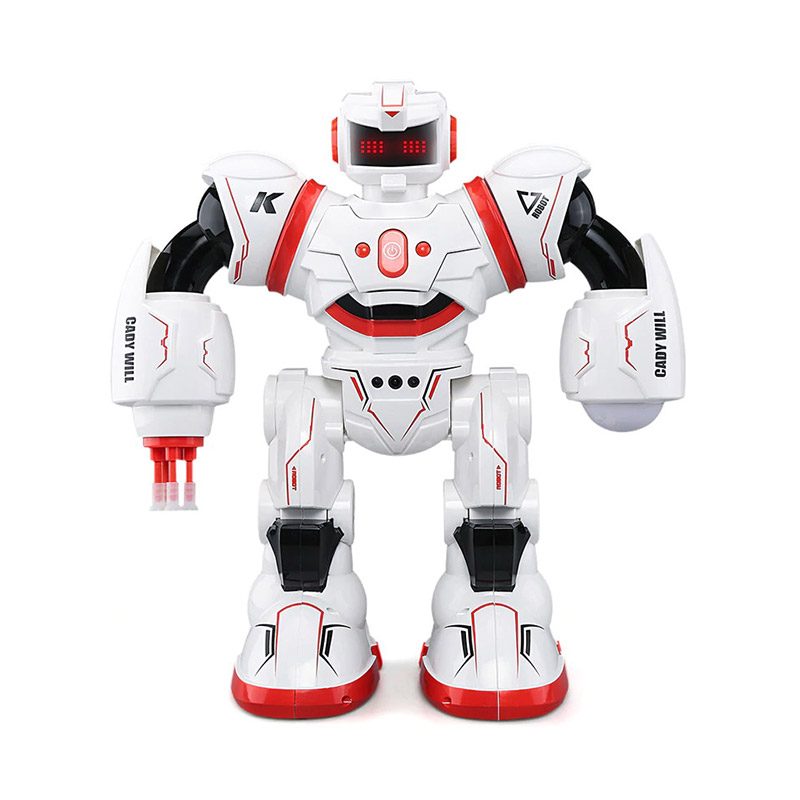 JJRC R3 RC Robot CADY WILL 2.4GHz Muti-control Mode Intelligent Battle Robot фото