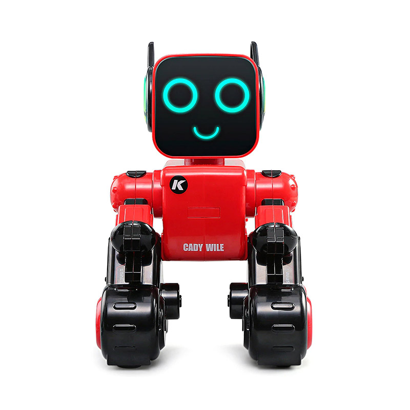 JJRC Multifunctional Voice-activated Intelligent RC Robot фото