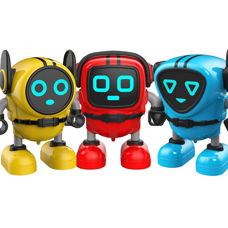 JJRC R7 Removable 3-Modes Gyro Robot Children Educational Toy фото