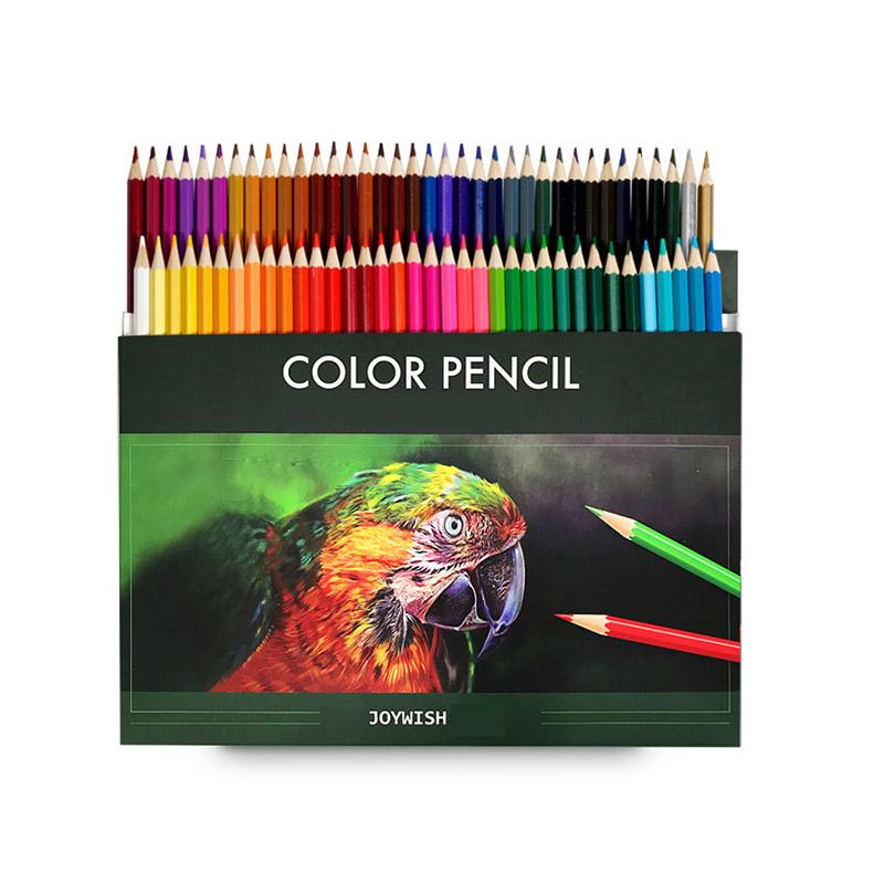 JOSEPH Environmentally Friendly Color Pencils 72pcs фото
