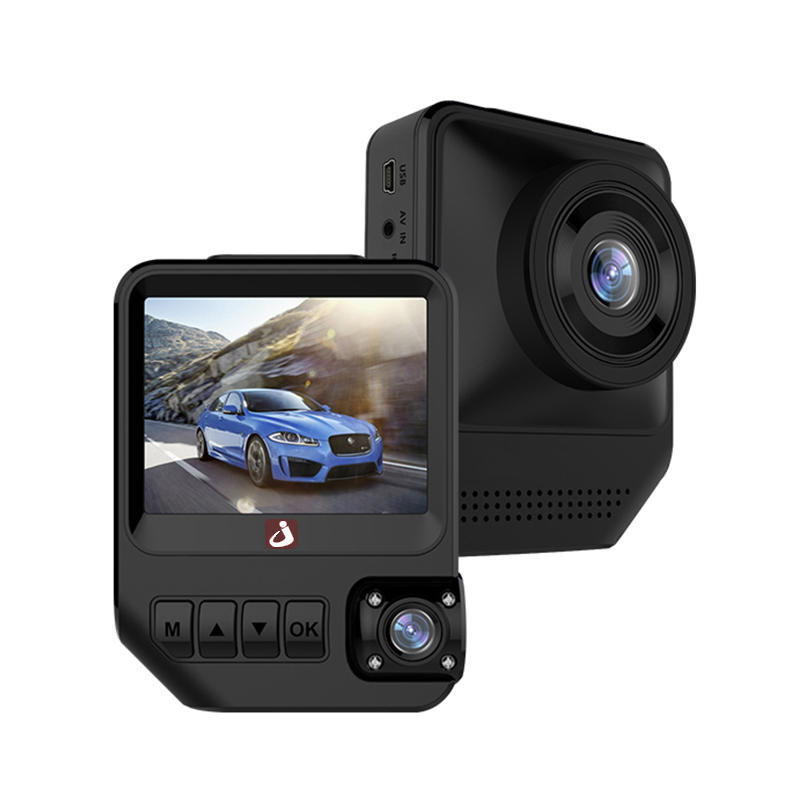 Junsun Q2 Car DVR Camera 2.31 inch Dual Lens 1080P Dash Cam фото