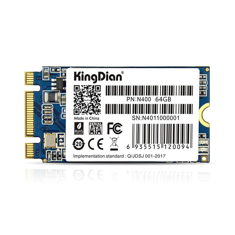 KingDian N400 64G Solid State Drive фото