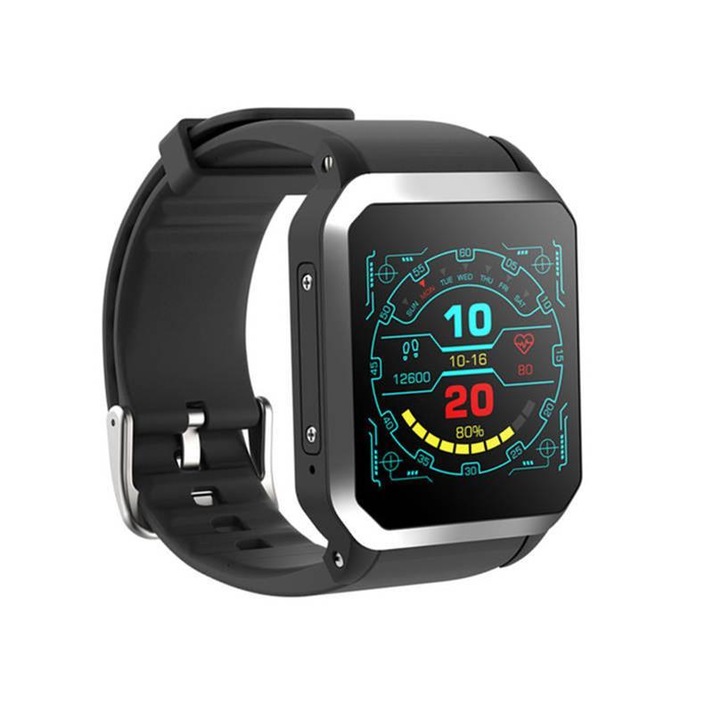 Kingwear KW06 Smartwatch 512MB RAM 8GB ROM фото