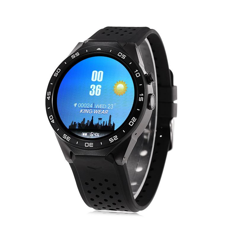 KingWear KW88 3G Smartwatch Phone 512MB RAM 4GB ROM фото