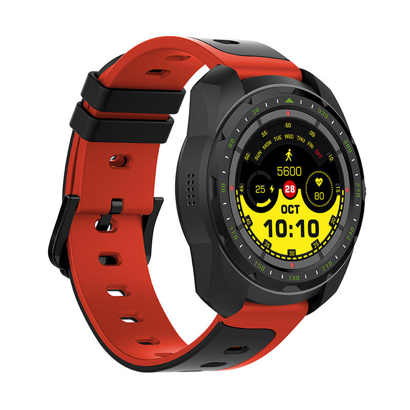 KINGWEAR KW01 Bluetooth Calling Smartwatch IP68 Waterproof фото