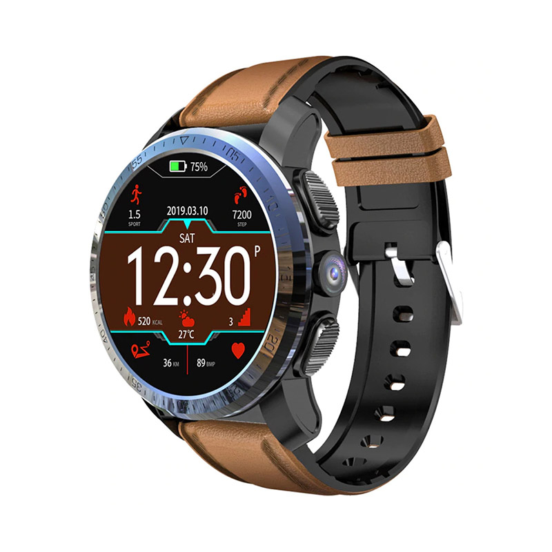 Kospet Optimus Pro 4G Smartwatch Phone 8MP Camera фото