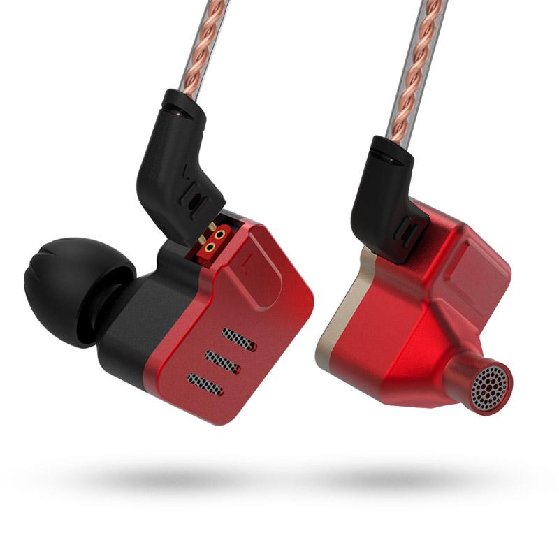 KZ BA10 5BA HIFI Bass In-ear Sports Earbuds фото
