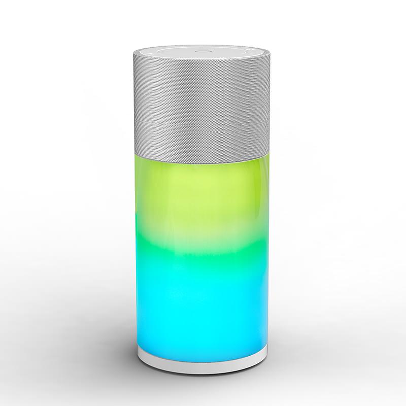Lanniu A6 Portable Wireless Speaker Rainbow LED фото