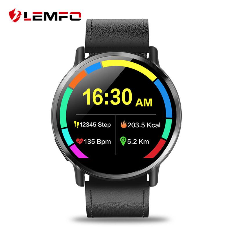 LEMFO LEM X 4G Smartwatch Phone 1GB RAM 16GB ROM фото