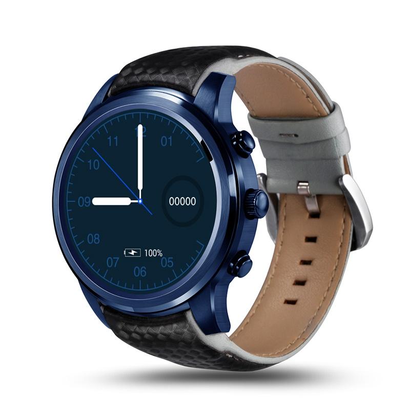 LEMFO LEM5 PRO 3G Smartwatch Phone фото