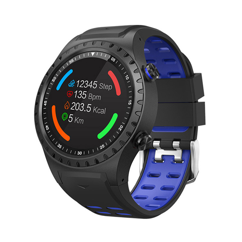LEMFO M1S Smartwatch Phone GPS Positioning Compass IP67 Waterproof фото