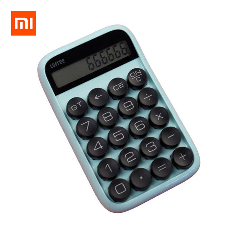 Xiaomi LOFREE EH113P Jelly Bean Mechanical Calculator