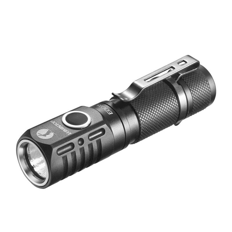 LUMINTOP EDC05 LED Flashlight 800 Lumens фото