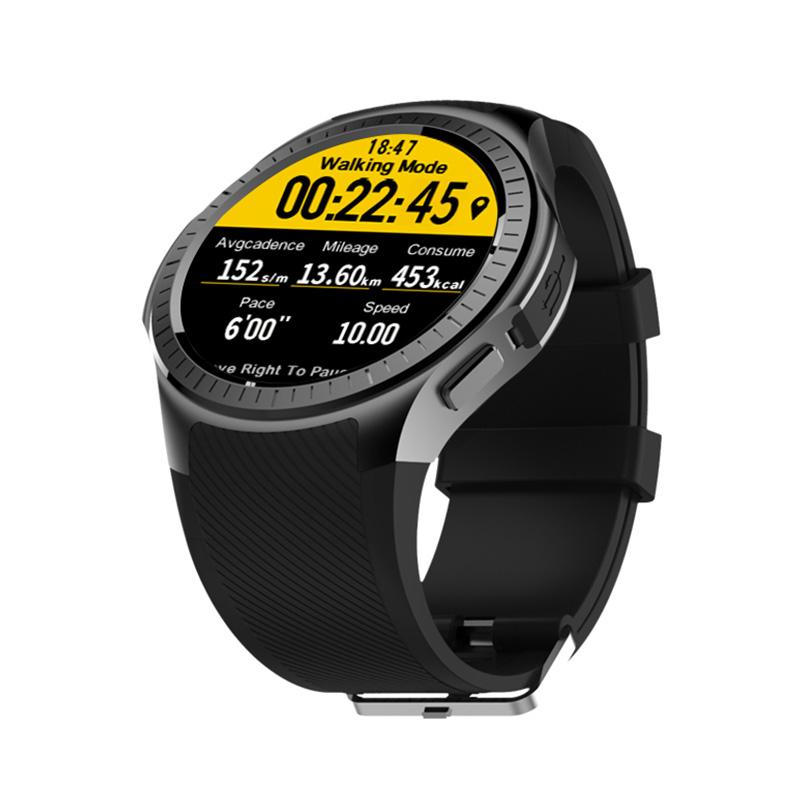 Microwear L1 2G Smartwatch Phone фото