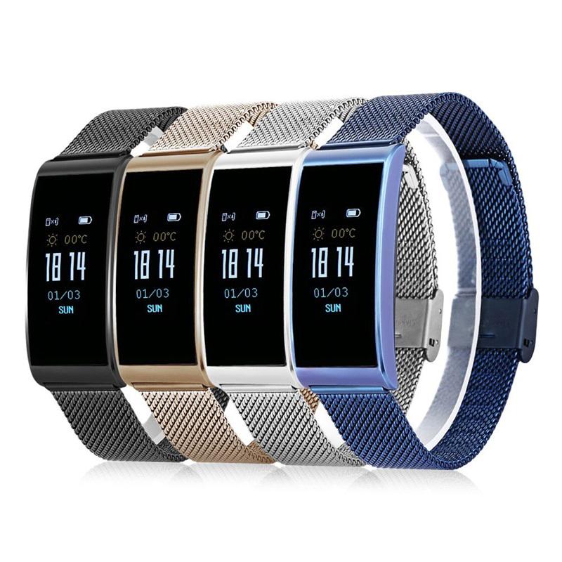 Microwear X3 Smart Bracelet 0.96 inch фото