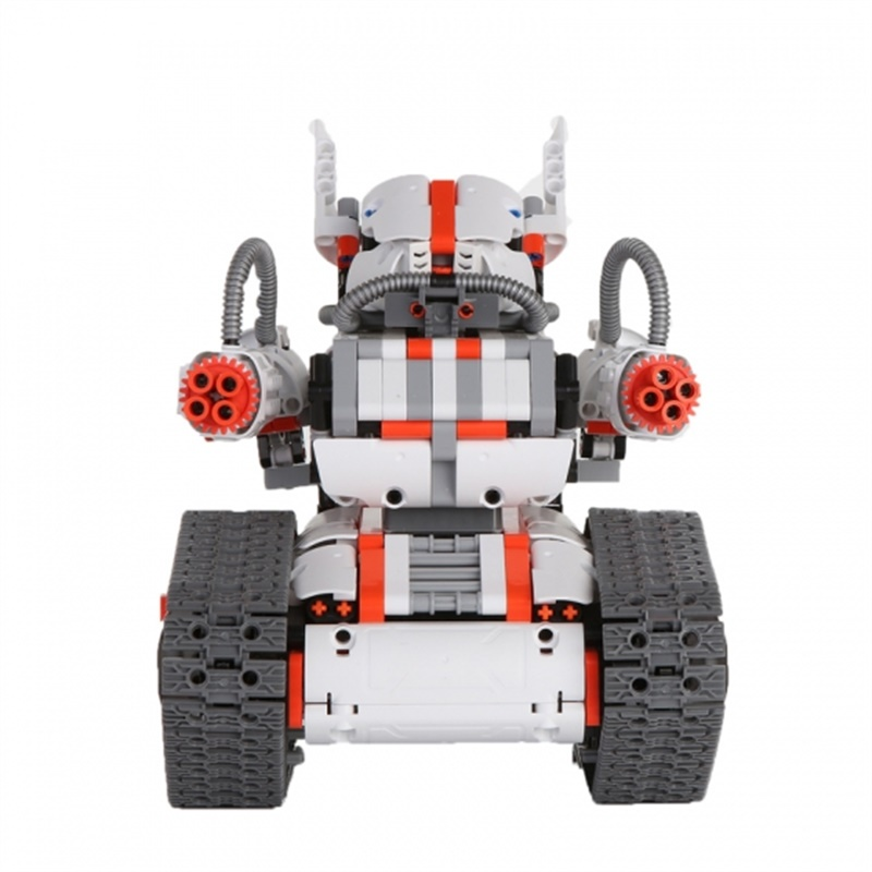 MITU Bunny Robot Building Block Toy Set фото