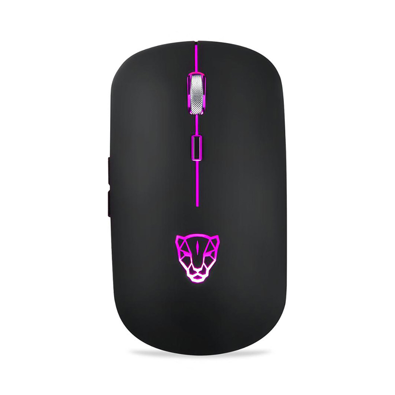 Motospeed BG60 Wireless Bluetooth LED Mouse 2400DPI фото